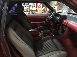 88 Mustang GT
