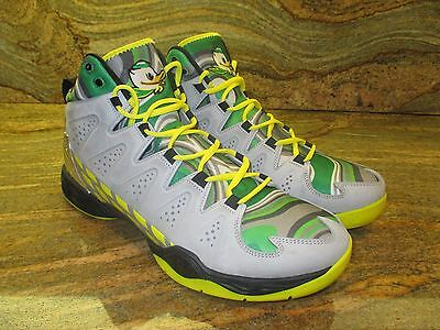 free shipping 235c2 92fc4 Nike Air Jordan Melo M10 Oregon Duck PE SZ 12.5 Unreleased Promo Sample  Retro OU