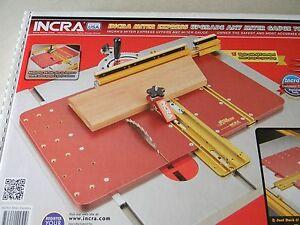 INCRA  Miter Express