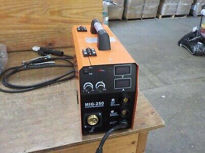 Hitbox New Arrival Mig Welder Mig250 Mig Tig Arc Welding Machine Gas Gasless