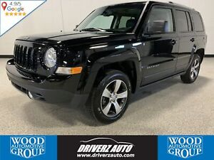 2016 Jeep Patriot Sport/North LEATHER,SUNROOF,CLEAN CARFAX.