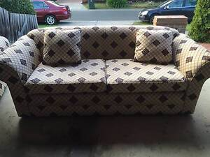 Hand Made 3 Piece Couch Set Nunawading Whitehorse Area Preview