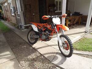 KTM 250 SXF Motocross Pennant Hills Hornsby Area Preview