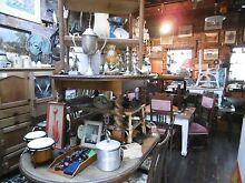 Retro Vintage Recycle Re-use Store Thirroul Wollongong Area Preview