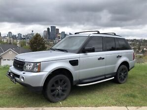 2007 Range Rover Sport HSE Fully Loaded and Upgraded