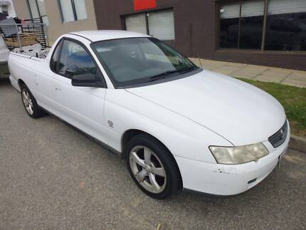 2002 Holden VY Ute Perth Region Preview