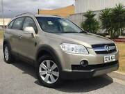 2010 Holden Captiva SUV LX T/Diesel 147xxxkms $11990 Mawson Lakes Salisbury Area Preview