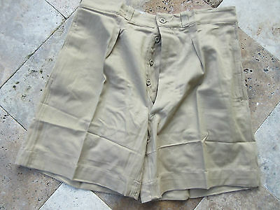 French Legion Indochina Shorts Tropenshorts M46 Indochine Para Mint 1946 Gr 5