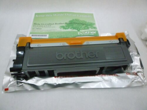 NEW GENUINE BROTHER OEM TN660 HIGH YIELD BLACK TONER CARTRIDGE TN-660