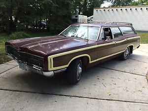1969 Ford LTD Country Squire