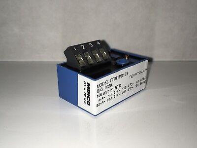 New Minco Tt211pd1es Miniature Pt Temptran Rtd Transmitter