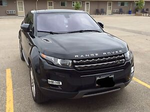 2013 range rover evoque 2-door coupe
