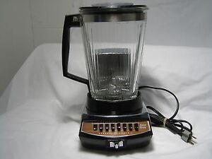 Vintage general electric ge solid state blender mixer for General electric mixer vintage