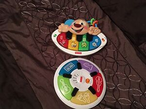 Fisherprice music toys