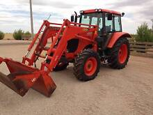 KUBOTA M105X- Tractor,outstanding condition, low hours, Swan Hill Swan Hill Area Preview