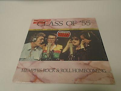 Carl Perkins, Jerry Lee Lewis, Roy Orbison, Johnny Cash - Class Of '55 US LP