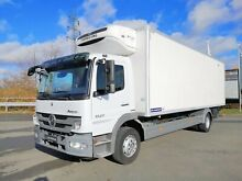 Mercedes-Benz Atego 1522 L, LBW 2 T, Klima,Thermoking D+E