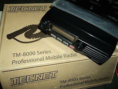 Maxon Tm-2000 Series Mobile Radio Vhf 25 Watt Brand New Tecnet