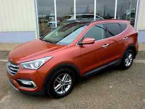 2017 Hyundai Santa Fe Sport AWD - Fully Loaded