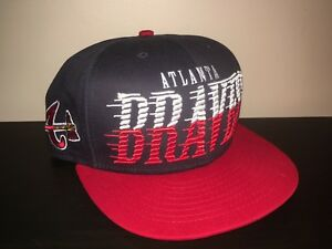 Atlanta Braves New Era SnapBack Hat