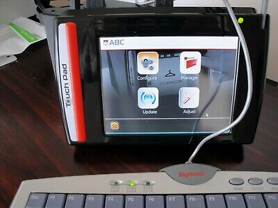 Gravograph Abc Touch Pad For M40 Engraving Machine
