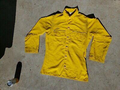 Small 6 Oz Nomex Iiia Wildland Fire Fighting Yellow Mystery Ranch Nicks Drews