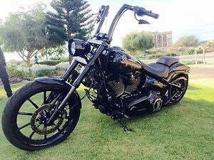 Harley Davidson Custom Breakout Perth Perth City Area Preview