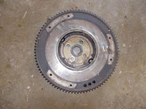 Allis Chalmers C tractor AC main engine motor flywheel & starter ring gear (KK