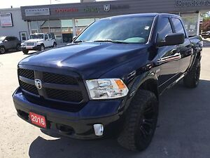2016 RAM 1500 Outdoorsman   One Owner