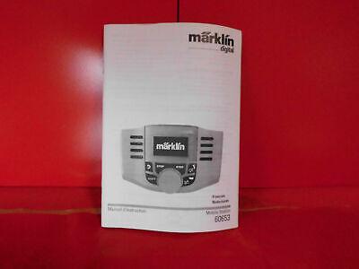 Märklin 60124 Adapterkabel zum Anschluss MS 60653 an Terminal 60125 #NEU in OVP#