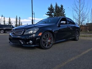 2009 Mercedes-Benz c63 AMG [Cheapest in Canada]