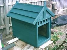 Wooden Dog Kennel Ringwood Maroondah Area Preview