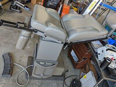 Ritter 75 Evolution Power Exam Procedure Chair Model 119-014 Pictured Working