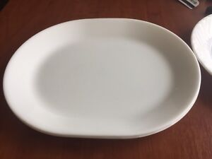 Party tray plate( Corelle )