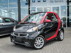 2015 Smart fortwo electric drive cpé