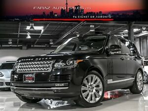 2014 Land Rover Range Rover SUPERCHARGED|TV/DVD|NAVI|PANO ROOF