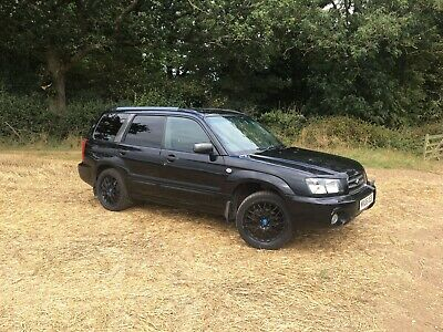 SUBARU-FORESTER-ALL-WEATHER-BLACK-ON-BLACK-2006