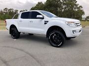 Ford Ranger XLT 2014 Calwell Tuggeranong Preview