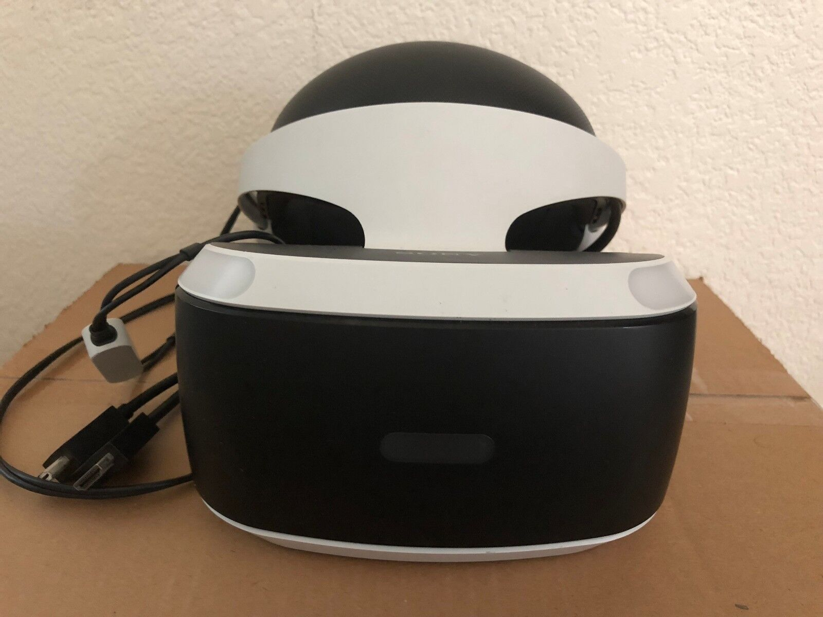 Sony Playstation VR Headset PS VR PS4 Headset Only
