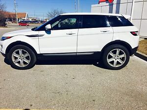 2014 Land Rover Evoque Pure Plus 44,000km