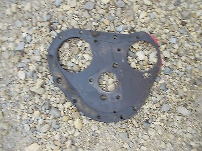 Massey Harris 22 Tractor Mh Original Engine Motor Front Mounting Plate