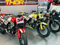 Mondial FLATTRACK 125cc NEW 2021 HIGHEST SPEC 3 COLOURWAYS £3799
