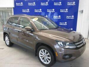 Volkswagen Tiguan 4MOTION 4dr Auto Comfortline