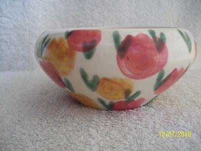 Ben Thomas . Studio Pottery .Hand Decorated Porcelain . Vase.