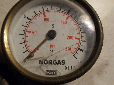 Thermal Arc Norgas Welder Regulator