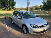 2012 Volkswagen Golf 90 TSI Trendline MY13 with only 54,000 km Fisher Weston Creek Preview
