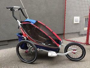 Chariot CX1 jogger pram