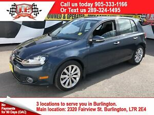 2012 Volkswagen Golf Comfortline, Auto, Heated Seats, Diesel, 73