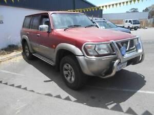 1998 Nissan Patrol 4500 Ti 4X4 Auto - 7 Seats Wangara Wanneroo Area Preview