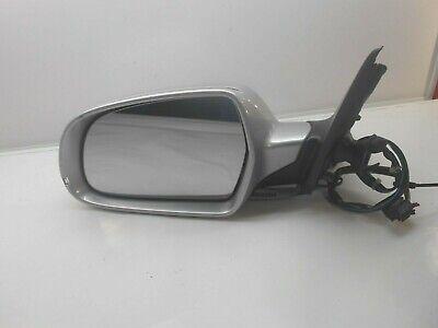 2011 AUDI A4 LEFT SIDE VIEW MIRROR W/O MEMORY W/O LANE CHANGE IC 51164A SE0618 (Change Side View Mirror)